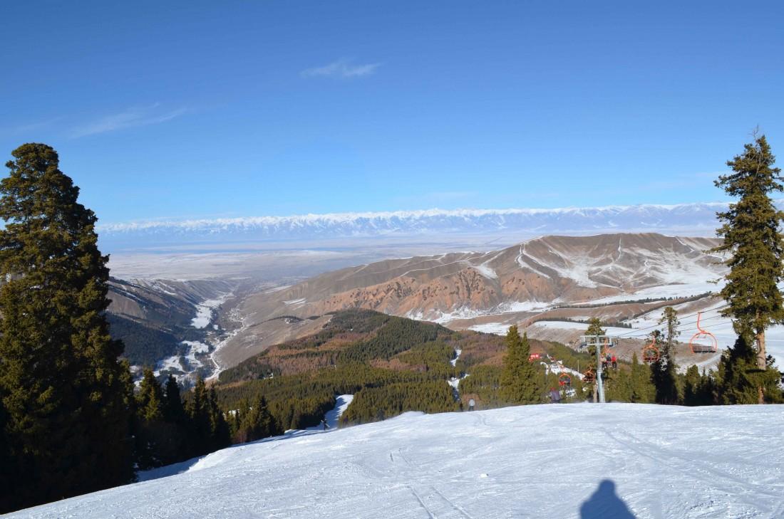 Лыжная база Каракол.Фото, Отзывы.