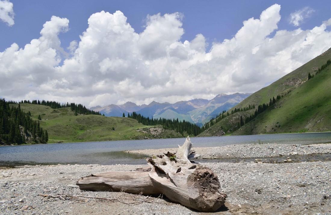 Озеро Кель Когур. Фото, треккинг.