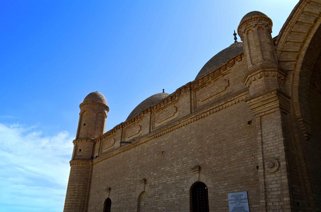 Мавзолей Айша Биби, мавзолей Арыстын Баба, мечеть Арыстын Баба. Фото, Отзывы.