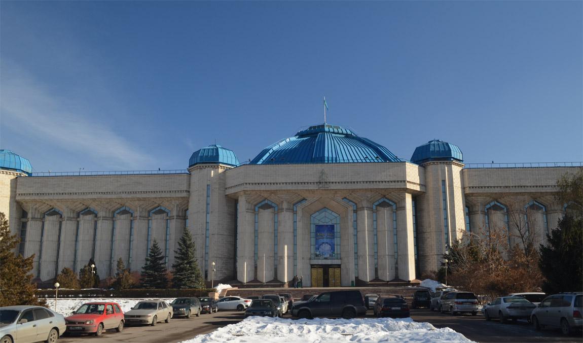 Алма-Ата зимой, Достопримечательности, Что посмотреть. Фото.