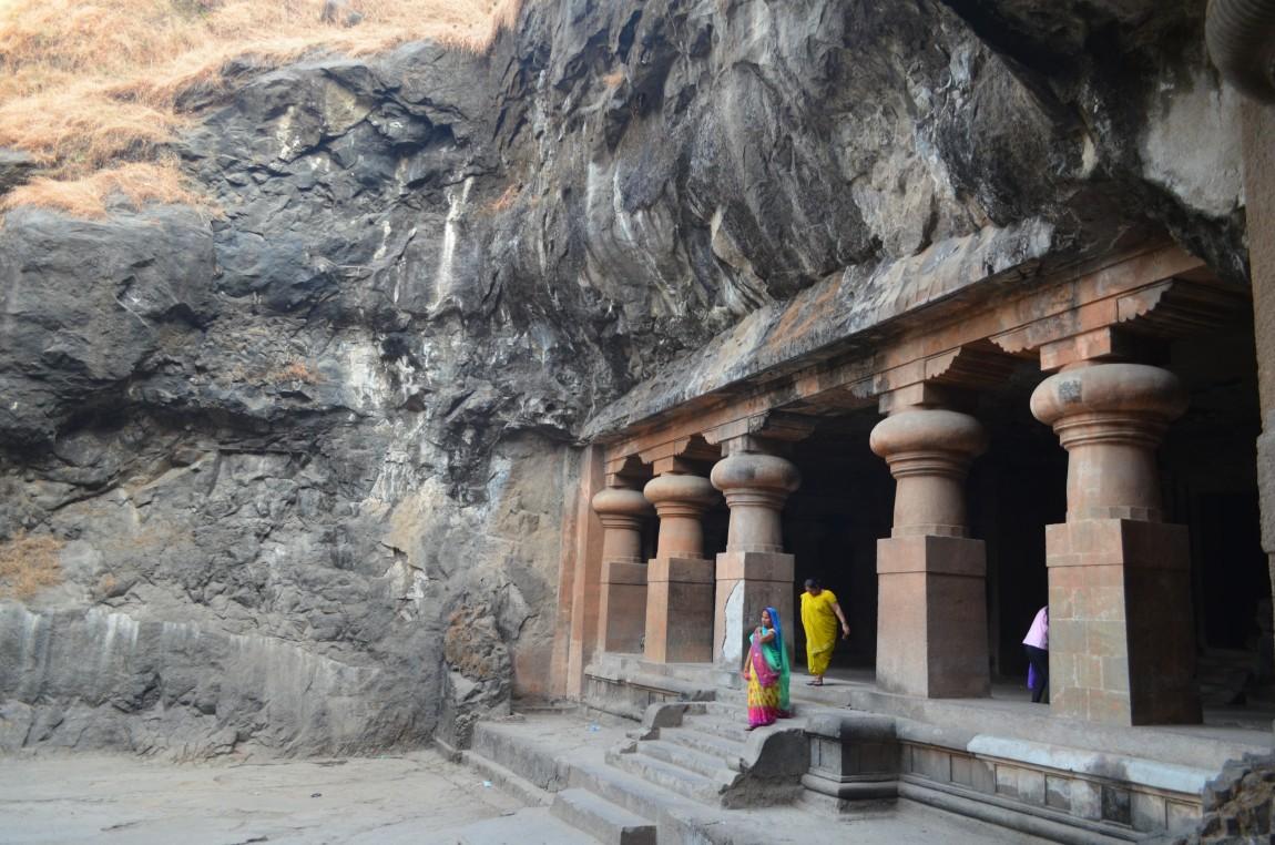 Пещеры Элефанты Мумбаи.Фото, Отзывы, Как доехать.