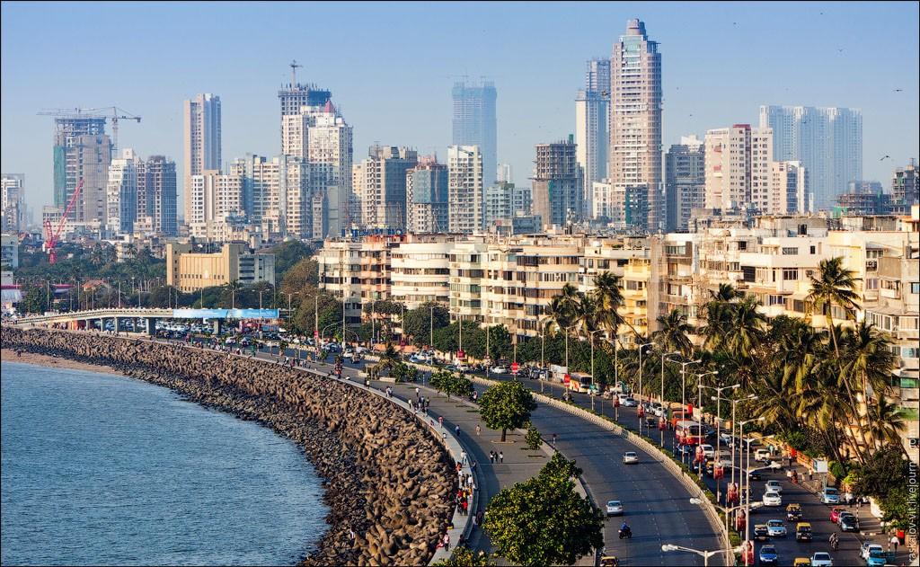 Мумбаи (Бомбей) - богатый город Индии. Фото, Отзывы.